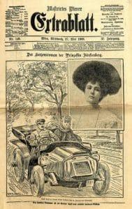 Extrablatt, 27.5.1908