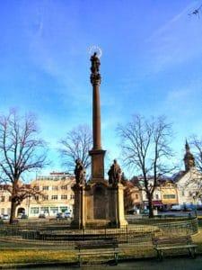 Marktplatz Hohenmauth