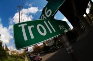 Troll Avenue von zzathras777, Some Rights Reserved