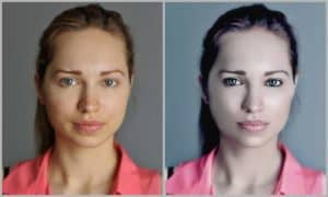 Photoshop before-after