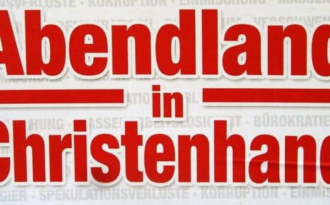 FPÖ Wahlplakat